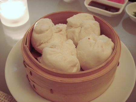 Steam Barbeque Pork Buns