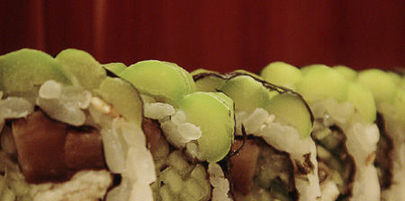 Anago Roll at Makimono