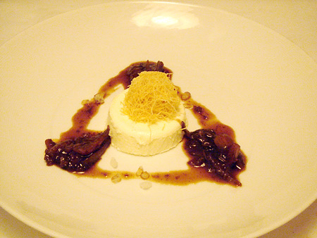 Yogurt Pannacotta @ Annisa
