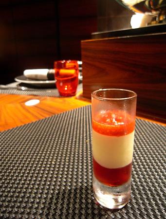 Pre Dessert @ L'Atelier de Joël Robuchon