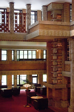 Imperial Hotel Lobby